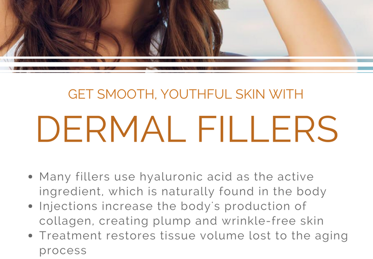 Get Smooth, Youthful Skin with Dermal Fillers